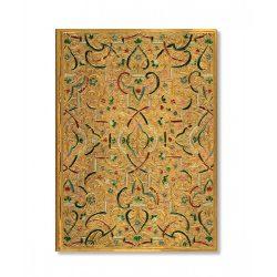 Paperblanks tablettok Gold Inlay iPad Air 2