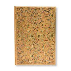 Paperblanks tablettok Gold Inlay iPad Mini 4