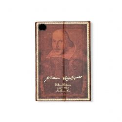 Paperblanks tablettok 400 Anniversary Shakespeare SE iPad Mini 4