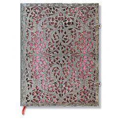 Paperblanks butikkönyv Blush Pink ultra vonalas