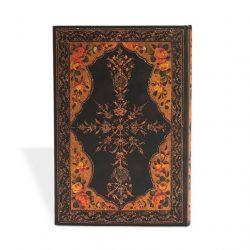 Paperblanks butikkönyv Wild Rose mini vonalas