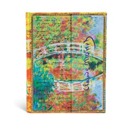 Paperblanks butikkönyv Monet, Bridge ultra üres