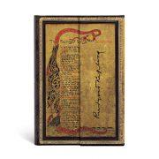Paperblanks butikkönyv Kipvonalasg, Song of Songs mini vonalas