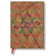 Paperblanks butikkönyv Metta midi vonalas