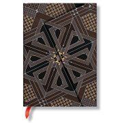 Paperblanks butikkönyv Dhyana midi vonalas