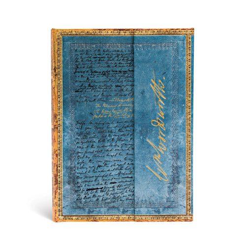 Paperblanks butikkönyv Wordsworth midi vonalas