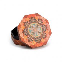 Paperblanks díszdoboz Bija ultra nyolcszögletű doboz