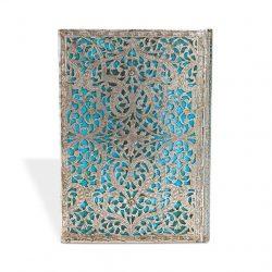 Paperblanks telefonregiszter Maya Blue midi