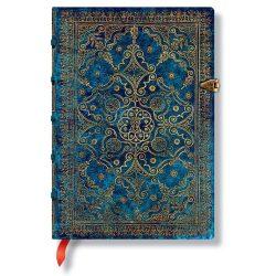 Paperblanks butikkönyv Azure midi vonalas