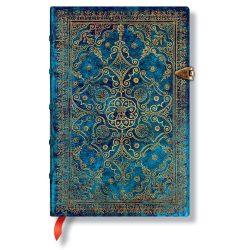 Paperblanks butikkönyv Azure mini vonalas