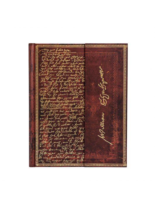 Paperblanks butikkönyv Shakespeare, Sir Thomas More ultra üres