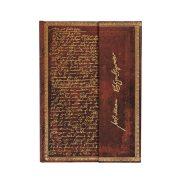 Paperblanks butikkönyv Shakespeare, Sir Thomas More midi üres