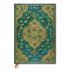 Paperblanks butikkönyv Turquoise Chronicles grande üres