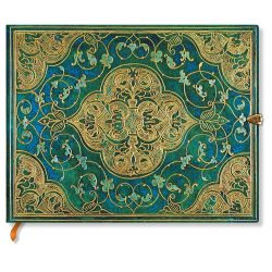 Paperblanks Turquoise Chronicles vendégkönyv üres