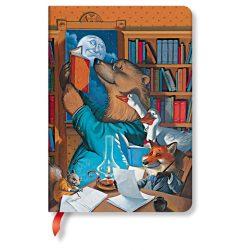 Paperblanks butikkönyv Moonlight Stories midi üres