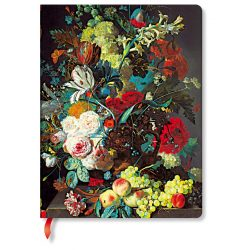 Paperblanks butikkönyv Van Huysum ultra vonalas