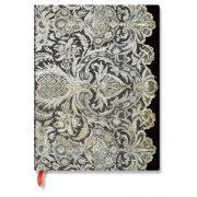 Paperblanks butikkönyv Ivory Veil ultra vonalas