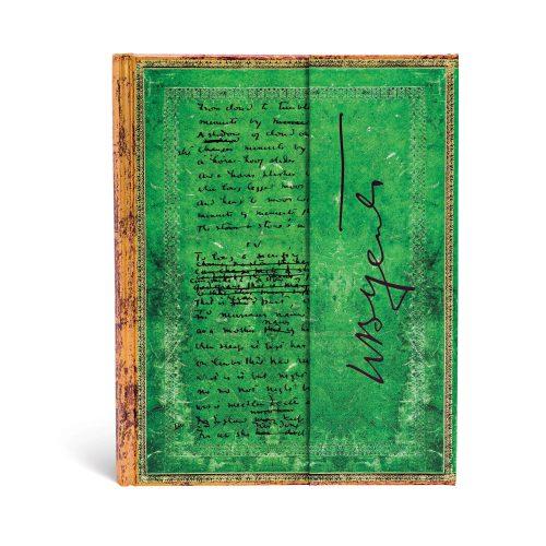 Paperblanks butikkönyv WB Yeats ultra vonalas