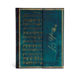 Paperblanks butikkönyv Schubert, Erlkönig ultra üres