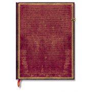 Paperblanks butikkönyv Martin Luther – 500th Anniversary ultra vonalas