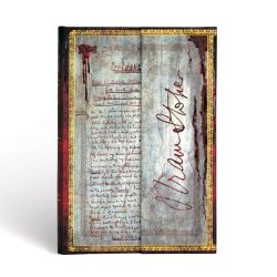 Paperblanks butikkönyv Bram Stoker, Dracula mini üres
