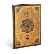 Paperblanks FLEXIS notesz, füzet Safavid midi vonalas 240 old.