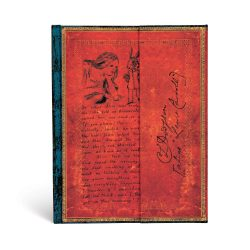 Paperblanks butikkönyv Lewis Carroll, Alice in Wonderland ultra üres