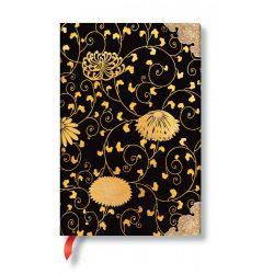 Paperblanks butikkönyv Karakusa mini vonalas
