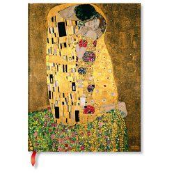 Paperblanks butikkönyv Klimt's 100th Anniversary – The Kiss  ultra üres
