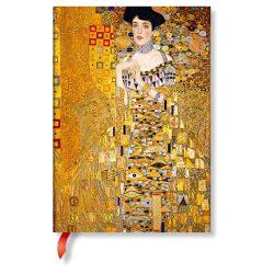 Paperblanks butikkönyv Klimt's 100th Anniversary – Portrait of Adele midi üres