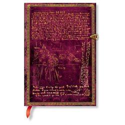 Paperblanks butikkönyv The Brontë Sisters midi üres