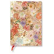 Paperblanks FLEXIS notesz, füzet Kikka midi üres 176 old.