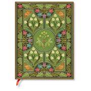 FLEXIS notesz, füzet Poetry in Bloom ultra vonalas 176 old.