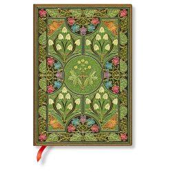 FLEXIS notesz, füzet Poetry in Bloom midi üres 176 old.