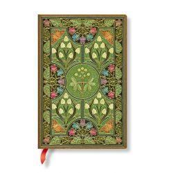 FLEXIS notesz, füzet Poetry in Bloom mini vonalas 176 old.