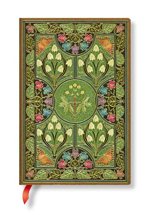 Paperblanks FLEXIS notesz, füzet Poetry in Bloom mini vonalas 240 old.