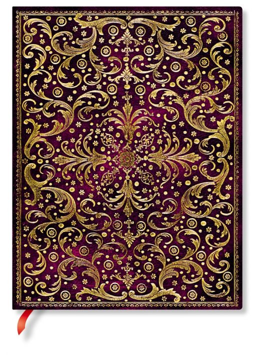 Paperblanks FLEXIS notesz, füzet Aurelia ultra vonalas 240 old.