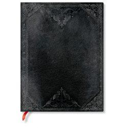 FLEXIS notesz, füzet Midnight Rebel Bold ultra vonalas 240 old.