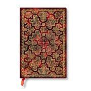 Paperblanks FLEXIS notesz, füzet Mystique mini üres 240 old.