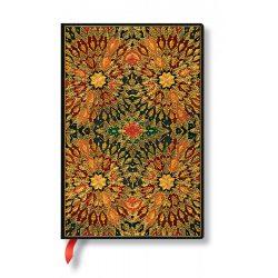 Paperblanks butikkönyv Fire Flowers mini üres