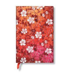 Paperblanks butikkönyv Sakura mini vonalas