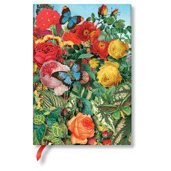 Paperblanks butikkönyv Butterfly Garden midi üres