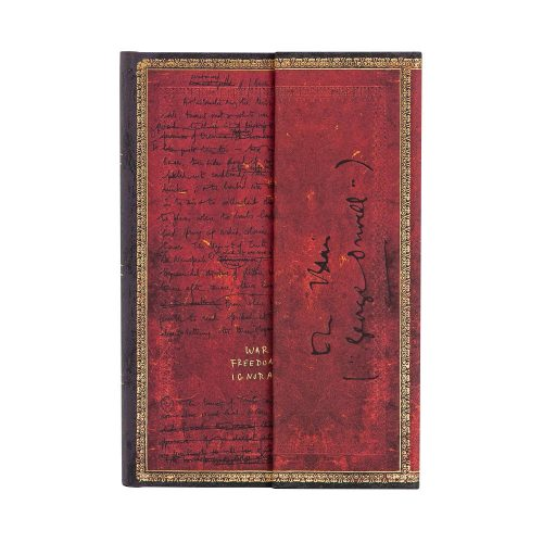 Paperblanks butikkönyv Orwell, Nineteen Eighty-Four mini vonalas