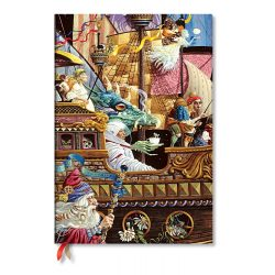 Paperblanks butikkönyv Maiden Voyage grande üres