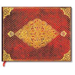 Paperblanks Golden Trefoil vendégkönyv üres