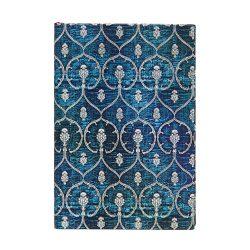 Paperblanks butikkönyv Blue Velvet mini üres
