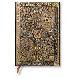 Paperblanks FLEXIS notesz, füzet Lindau midi vonalas 176 old.