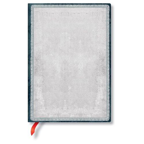 Paperblanks FLEXIS notesz, füzet Flint midi vonalas 240 old.
