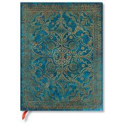 Paperblanks FLEXIS notesz, füzet Azure ultra üres 176 old.