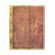 Paperblanks butikkönyv Verne, Around the World ultra üres